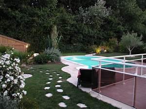 Aménagement Autour D Une Piscine : am nagement d 39 un jardin autour d 39 une piscine forum fr ~ Melissatoandfro.com Idées de Décoration