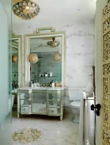 Mirrored Bathroom Vanity by Mirrored Bathroom Vanity Eclectic Bathroom Sera Of