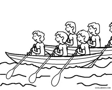How To Draw A Boat Race printable boat coloring pages for cool2bkids