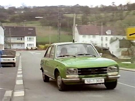 1980 Peugeot 504 In