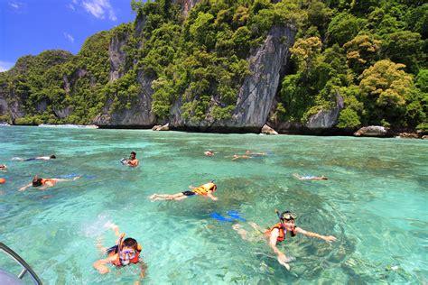 Phi Phi Island Gold Speedboat Tour - Phuket Travel Shop