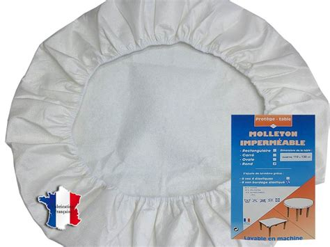 coudre une nappe ronde nappes de table linge de table royal tiss