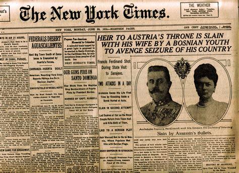É Fundado O The New York Times  History