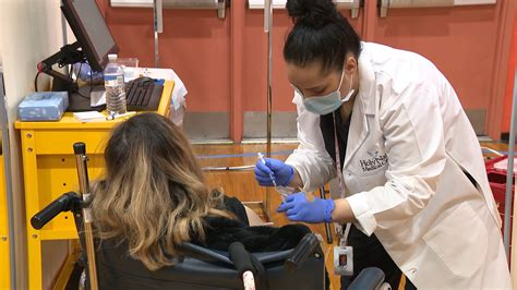 Holy Name Medical Center opens vaccination site in Hudson ...