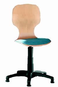 Drehstuhl Holz Höhenverstellbar : drehstuhl drehspindel mit sitzschale sitzpolster und gleiter arbeitsstuhl drehstuhl holz ~ Frokenaadalensverden.com Haus und Dekorationen