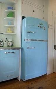 25 Colorful Fridge Ideas, Modern Kitchen Appliances in ...