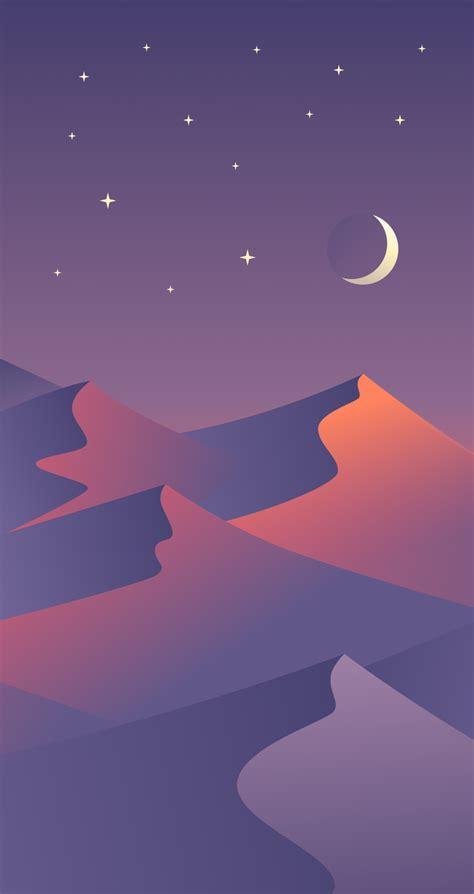free multi device desert dusk wallpapers hipsthetic