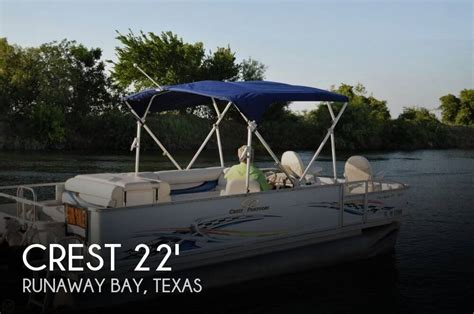 Crest Boats by Crest Boats For Sale