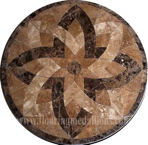 tile floor medallions 36 floor tile marble medallion 2002