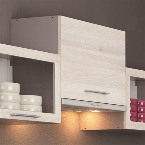 hotte de cuisine 60 cm chef meuble de cuisine sur hotte 60 cm 1 abattant achat