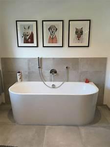 Deko Für Badezimmer : badezimmer design ideen kundenbeispiel gerahmtes poster myposter maria b ~ Watch28wear.com Haus und Dekorationen