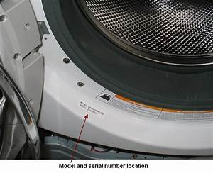 Find Ge Washer Service Manual By Model Number