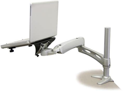 laptop desk mount arm laptop stands the back shop