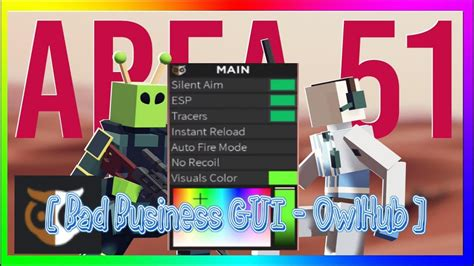 bad business hack script roblox aimbot esp silent aim