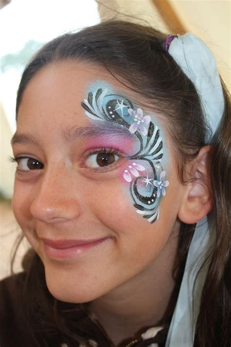 Mardi Gras Eye Makeup Designs