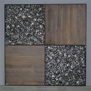Tableau Metal Design : tableau cadre art recycle fer d co loft sculpture m tal ~ Teatrodelosmanantiales.com Idées de Décoration