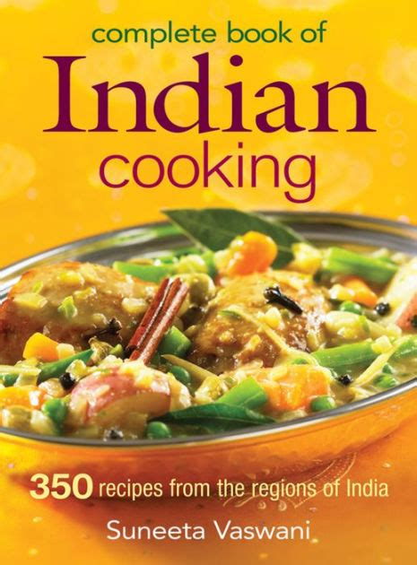 complete book  indian cooking  recipes