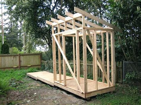 how to roof a shed how to build a slanted shed roof expatworld club