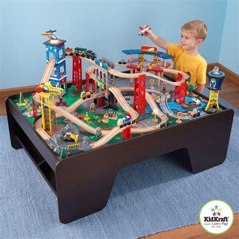 Costco Kidkraft Super Highway Train Table $11999 Drake