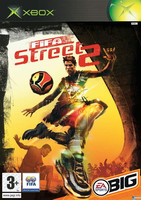 Dsfruta de todos los juegos que tenemos. FIFA Street 2 Para XBOX CLASICO - Identi