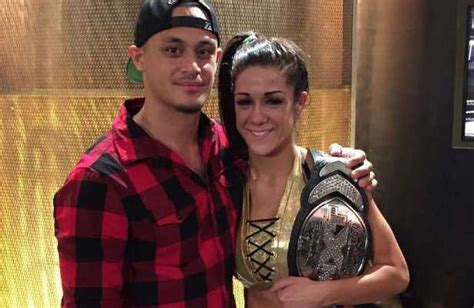 wwe news bayley  engaged