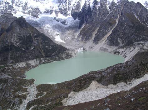 nepals  workshop   flood  glacial lake