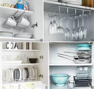 Rangement Placard Cuisine : astuces rangement placard cuisine ~ Preciouscoupons.com Idées de Décoration