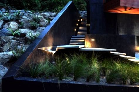 Cool Interior Design Ideas For Modern Outdoor Stairs With