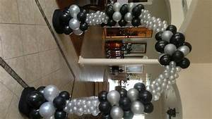 Balloon Arches Trade Shows and Corporate/Company events
