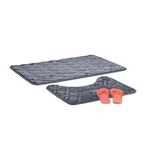 Ikea Badematte Anthrazit by Muster Wc Vorleger Und Weitere Badtextilien G 252 Nstig