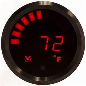 Vei Ambient Air Temperature Gauge