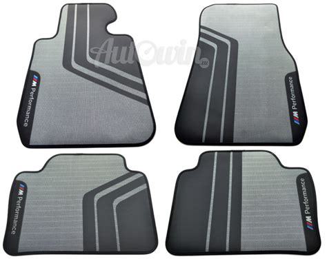 Bmw Floor Mats 335i by Bmw 3 Series F30 F31 M Performance Original Floor Mats Set