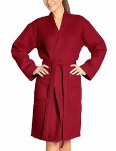 Bademantel Damen Vossen : vossen damen bademantel rom einfarbig gr m 40 42 rot rubin dl24 ~ Orissabook.com Haus und Dekorationen