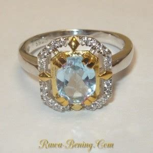 cincin silver 925 sky blue topaz 1 5 carat ukuran