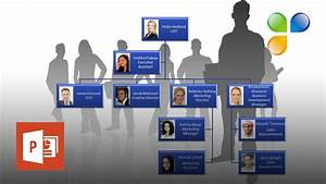 How To Create An Org Chart In Powerpoint 2013