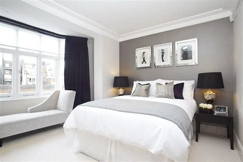 grey bedroom do with navy is it gray or grey