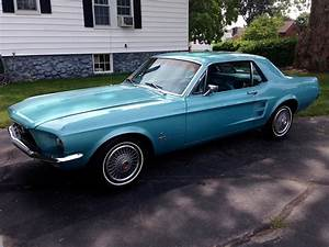 1967 Ford Mustang Coupe for sale near New Bedford, Massachusetts 02745 - Classics on Autotrader