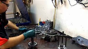 Honda Civic Transmission  Bmxa  Teardown Inspection