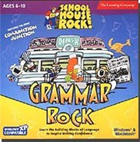 Schoolhouse Rock! Grammar Rock Disneywiki