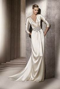wedding dress manuel mota 2012 bridal gowns emblema With slinky wedding dress