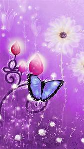 Cute Cell Phone Wallpapers Butterfly Wallpaper For Mobile ...