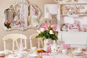 Olivia's Romantic Home: Shabby Chic Dining Room