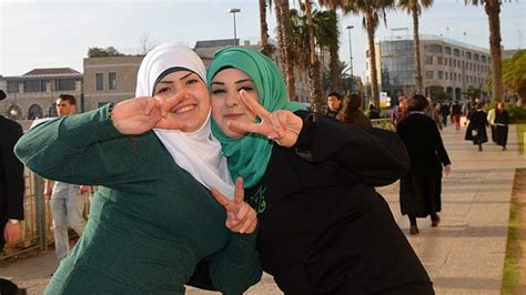 bloomberg arab women  success story  israels technion