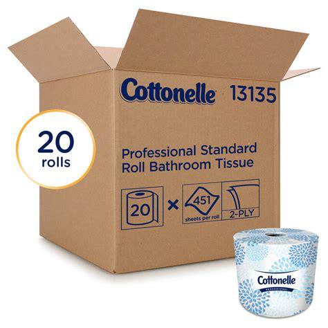 cottonelle 174 professional bathroom tissue