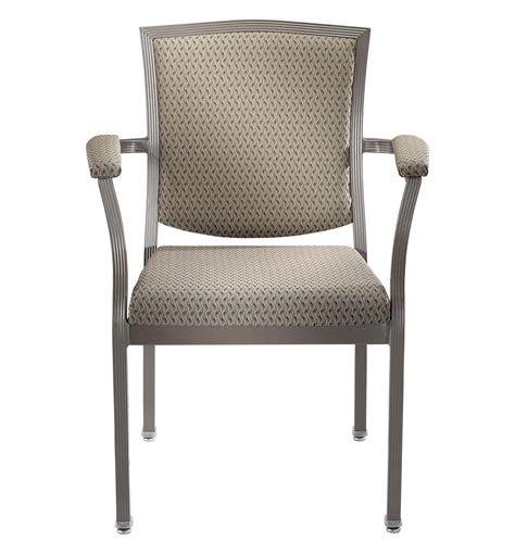 8671 1 aluminum banquet chair