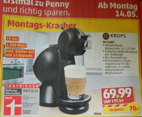 Dolce Gusto Melody Ii Bei Penny  Der Kapselmaschinenblog
