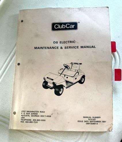 club car service manual every golf cart owner should one club car golf cart accessories