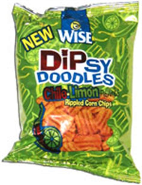 Dipsy Doodles Chile-Limon Flavored