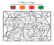 coloriage magique  imprimer gratuit sur coloriageinfo