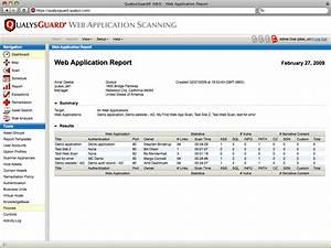 cst qualys suite vulnerability management and compliance With qualysguard vulnerability management documentation